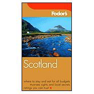 Fodor's Scotland, 19th Edition