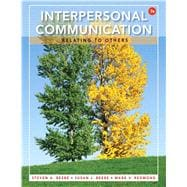 Interpersonal Communication Relating to Others