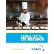 ServSafe CourseBook with Answer Sheet, Revised Plus NEW MyServSafeLab with Pearson eText -- Access Card Package