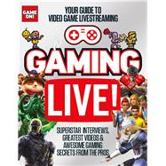 Gaming Live (Game On!) 9781338032734R