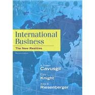 International Business The New Realities Plus MyManagementLab with Pearson eText -- Access Card Package