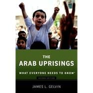 The Arab Uprisings What Everyone Needs to Know�