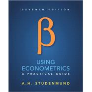 Using Econometrics A Practical Guide