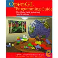 OpenGL Programming Guide : The Official Guide to Learning OpenGL, Release 1