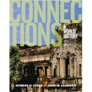 Connections A World History, Combined Volume