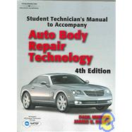 Auto Body Repair Technology: Student Technician's Manual