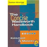 Cengage Advantage Books: The Concise Wadsworth Handbook