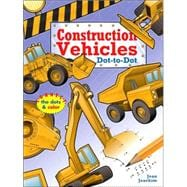 Construction Vehicles Dot-to-dot