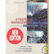 Strategic Management : Competitiveness and Globalization
