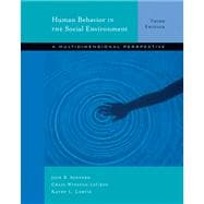 Human Behavior in the Social Environment A Multidimensional Perspective (with InfoTrac)