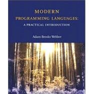 Modern Programming Languages : A Practical Introduction