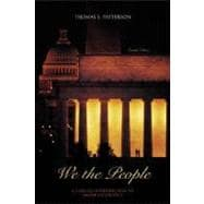 We the People with Interactive CD ROM & PowerWeb; MP