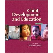 Child Development and Education with Observing Children and Adolescents CD Pkg