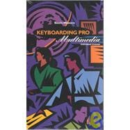Keyboarding Pro Multimedia, Windows Individual User CD-Rom