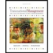 Transnational Management : Text and Cases