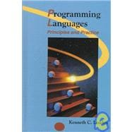 Programming Languages : Principles and Practice