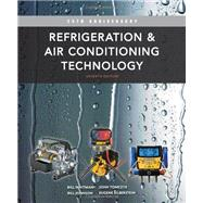 Bundle: Refrigeration and Air Conditioning Technology, 7th Edition + Delmar Online Training Simulation: HVAC, Printed Access Card
