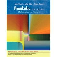Precalculus Mathematics for Calculus, Enhanced Review Edition