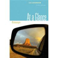 At a Glance: Essays, 5th Edition