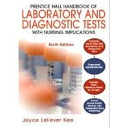 Handbook of Laboratory and Diagnostic Tests : With Nursing Implications