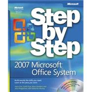 2007 Microsoft Office System Step by Step