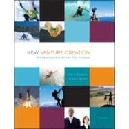 New Venture Creation : Entrepreneurship for the 21st Century