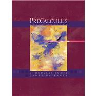 Precalculus With Infotrac