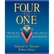Four in One : Thinking, Reading, Writing, Researching