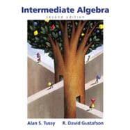 Intermediate Algebra (with CD-ROM, BCA Tutorial, TLE Student Guide, BCA Student Guide, and InfoTrac)