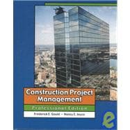 Construction Project Management-Professional Edition