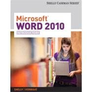 Microsoft Word 2010: Introductory, 1st Edition