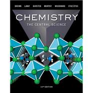 Chemistry The Central Science Plus MasteringChemistry with eText -- Access Card Package
