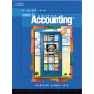 Century 21 Accounting Multicolumn Journal, Introductory Course, Chapters 1-16 (with CD-ROM)