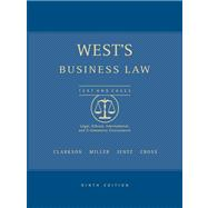 West�s Business Law with Online Research Guide