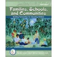 Families, Schools, and Communities : Building Partnerships for Educating Children