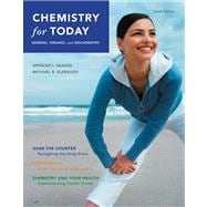 Chemistry for Today General, Organic, and Biochemistry (with CengageNOW 2-Semester Printed Access Card)