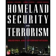 Homeland Security and Terrorism : Readings and Interpretations