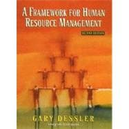 Framework for Human Resource Management, A