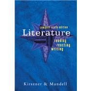 Literature Reading, Reacting, Writing Compact