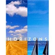 Cengage Advantage: Horizons, Worktext Volume I, Chapters P-5