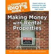 The Complete Idiot's Guide to Making Money With Rental Properties, 2E