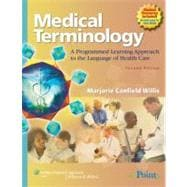 Medical Terminology; A Programmed Learning Approach to the Language of Health Care