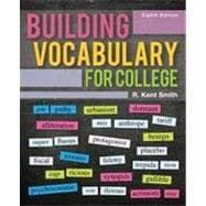 Building Vocabulary for College, 8th Edition