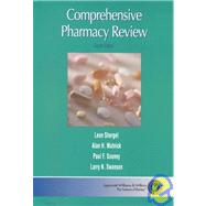 Comprehensive Pharmacy Review/With Practice Exams