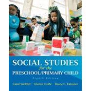 Social Studies for the Preschool/Primary Child