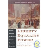 Liberty, Equality, and Power