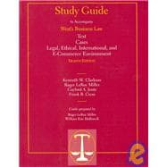 Study Guide & Test Preparation to accompany West�s Business Law