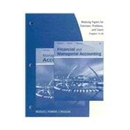 Working Papers, Chapters 15-28 for Needles/Powers/Crosson's Financial and Managerial Accounting