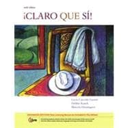 �Claro que s�!, Enhanced, 6th Edition