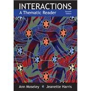Interactions A Thematic Reader